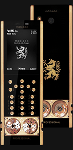 Купить Mobiado Professional 105 GMT Gold