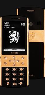 Mobiado Classic 712 GCB Gold