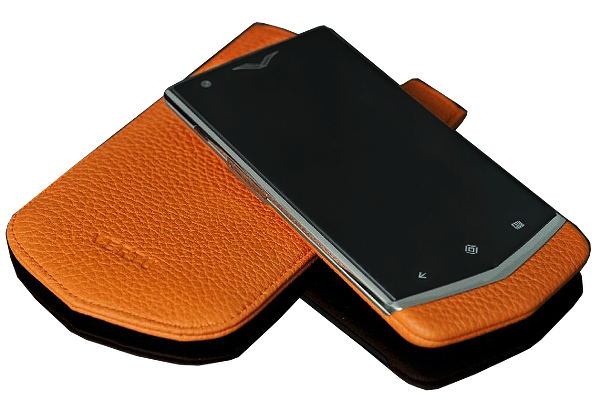 vertu constellation v orange