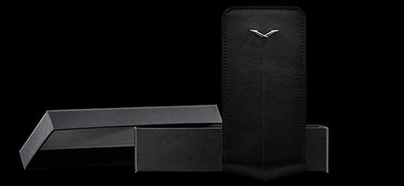 Комплектация чехла для Vertu Ti Titanium