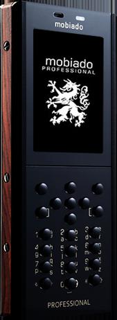 Телефон Mobiado Professional 105 EM Cocobolo