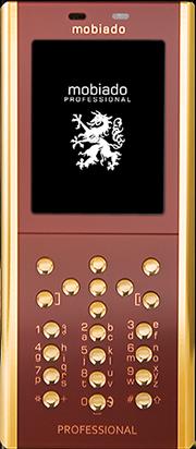 Телефон Mobiado Professional 105 EM Red