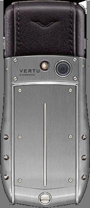 Телефон Верту Ascent Ti Black
