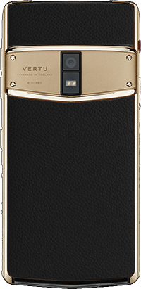 Телефон Верту Contellation X Agate Black Red Gold