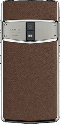 Телефон Верту Constellation X Walnut Brown