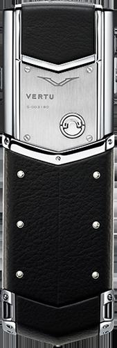 Телефон Верту Signature S Design Polished Steel