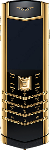 Телефон Vertu Signature S Design Gold Exclusive