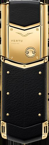 Телефон Верту Signature S Design Gold Exclusive