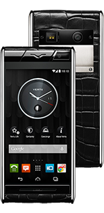 Купить Vertu Aster Black Alligator