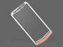 Телефон Vertu Aster P Baroque Dawning Orange Calf