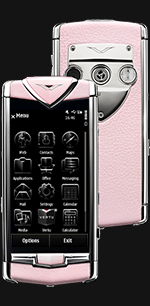 Купить Vertu Constellation T Pink