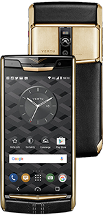 Купить Vertu Signature Pure Jet Calf
