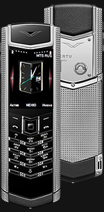 Купить Vertu Signature S Design Clous De Paris Steel