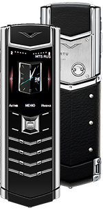 Купить Vertu Signature S Design Polished Steel Russian