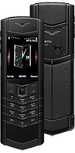 Купить Vertu Signature S Design Pure Black Exclusive