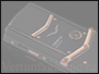 Телефон Vertu Signature S Design Pure Black Red Gold Russian