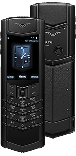 Купить Vertu (Верту) Signature S Design Pure Black Russian