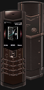 Купить Vertu (Верту) Signature S Design Pure Chocolate Exclusive