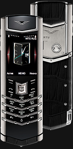 Купить Vertu (Верту) Signature S Design Alligator