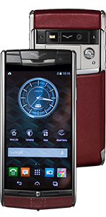 Купить Vertu Signature Touch Claret Calf