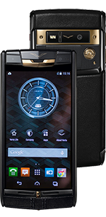Купить Vertu Signature Touch Pure Jet Red Gold