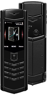 Купить Vertu Signature S Design Ultimate Black Russian