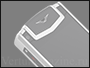 Телефон Vertu Ti Titanium Black Alligator