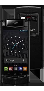 Купить Vertu Ti Titanium Pure Black